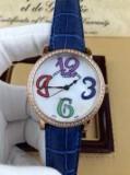 大絶賛の履き心地! 2017 フランクミュラー  日本製クオーツ 男女兼用腕時計 9色可選 280340
