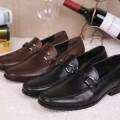 大絶賛の履き心地! 2015 フェラガモ FERRAGAMO レザーシューズ靴 ビジネスシューズ 2色可選