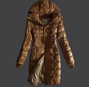 プレゼントにMONCLERモンクレールレディース エルミンヌ ダウンジャケット 美品