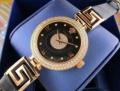 洗練された雰囲気 欧米韓流  ヴェルサーチ 腕時計