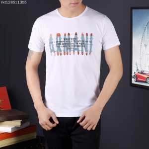 アルマーニ ARMANI 2017 3色可選 半袖Tシャツ ファション性の高い