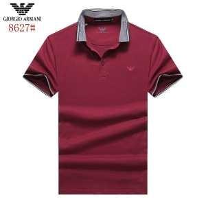 半袖Tシャツ 4色可選 ◆モデル愛用◆ 2017春夏 ARMANI アルマーニ