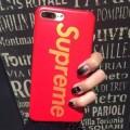 シュプリーム SUPREME 新作入荷人気 2017春夏 iPhone 7 ケース カバー 3色可選