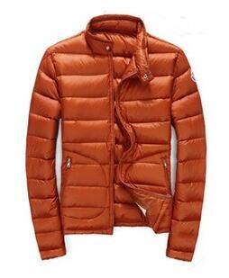 軽暖 MONCLER モンクレールメンズダウンジャケット  防風 透湿 キルティング ライトダウン ダウンコート