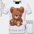 上質 大人気!フィリッププレイン PHILIPP PLEIN Tシャツ\\半袖2色可選 2018春夏新作