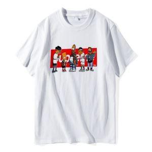 スタイリッシュな印象 半袖Tシャツ 2色可選  2018春夏新作   シュプリーム SUPREME