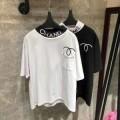 抜群の着心地 CHANEL2色可選Tシャツ/半袖 シャネル雑誌掲載人気アイテム