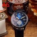 2018最新入荷 機械式(自動巻き) 男性用腕時計 最落なし! 希少! 多色可選 オメガ OMEGA  大胆なスリット上品