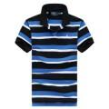 夏の定番ポロラルフローレンtシャツコピーPolo Ralph Laurenポロ半袖メンズビジネス用ストライプトップス