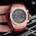 高品質で高機能ウブロ時計コピーHUBLOTスーパーブランドコピーメンズウォッチカッコいさビジネス二つ色可選択