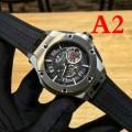 個性もあるデザイン ウブロ腕時計HUBLOTスーパーコピーメンズブラック革のストラップ高級品