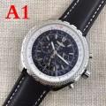 優しい色合いBREITLINGブライトリングスーパーコピー3針クロノグラフ男性腕時計