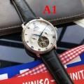 今季注目 OMEGA オメガ 男性用腕時計  自動巻き  ムーブメント  牛革布地ベルト 多色可選