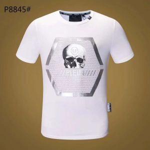 最安国内発送 フィリッププレイン PHILIPP PLEIN  半袖Tシャツ  2色可選 期間限定