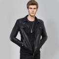 アルマーニ 服 コピー2018年モデル入荷上質ストレッチ仕立てジャケットかっこいいブラック秋服秋物男性用ジャケット