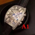 男性用腕時計 美しい効果も! FRANCK MULLER 18SS新作フランクミュラー  多色選択可 人気沸騰なアイテム