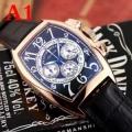 男性用腕時計 通気性が抜群  FRANCK MULLER 合わせやすい フランクミュラー 多色選択可 2018ss  洗練された