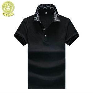 きれいめな印象で着こなし  Tシャツ/ティーシャツ 2019SSコレクションに新着 ヴェルサーチVERSACE 3色可選 コスパ最強新作におすすめ