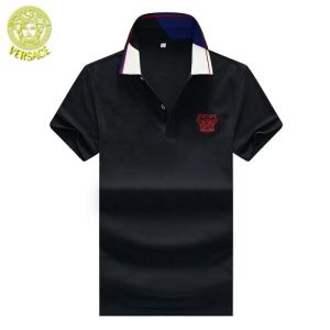 Tシャツ/ティーシャツ 春夏トレンド先取り  ヴェルサーチVERSACE 2019SSの人気トレンドファッション 3色可選