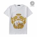 Tシャツ/ティーシャツ 2色可選 2019SS人気ブランド新作アイテム ヴェルサーチVERSACE 新作夏の優秀アイテム
