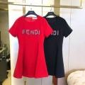 フェンディ FENDI ワンピース 2色可選 ファッション感度の高い2019トレンド ファッションに新しい色