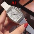 フランクミュラー 時計 コピーFRANCK MULLER品質保証新作登場合わせやすい腕時計女性用カラーバリエ豊富