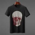 強くおすすめしたい フィリッププレイン PHILIPP PLEIN Tシャツ/ティーシャツ 2色可選 2019ssファション流行を
