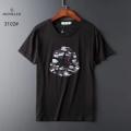 おすすめファション2019人気カラー 今季マストアイテム モンクレール MONCLER Tシャツ/ティーシャツ 2色可選
