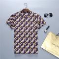 激安大特価新作ベーシック上質クールネックTシャツ使いやすいストレッチ紳士用FENDIフェンディ tシャツ 偽物