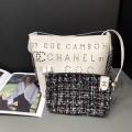 赤字超特価得価斜め掛けワンショル使いバッグ収納しやすい女性ブラックホワイトCHANELスーパー コピー シャネル