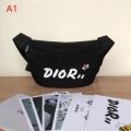 ウエストバッグ メンズ Dior ディオール 可愛いデザインに大歓迎 コピー 激安 通勤通学 ブラック 3色可選 1KWPO100YLE_H03E