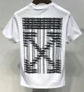 2019トレンドファション  この夏押さえておきたい  Off-White オフホワイト  半袖Tシャツ