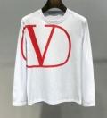 ヴァレンティノ VALENTINO 長袖Tシャツ 2色可選 注目ブランドは2019最新 人気ファッション雑誌でも掲載