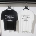 断然オススメな人気新作 シャネル 2019夏絶対見逃せない人気  CHANEL 海外セレブが注目アイテム  半袖Tシャツ  2色可選