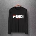 2019年秋冬最新のトレンド フェンディ FENDI 長袖Tシャツ 4色可選 季節を感じた秋冬ファッション