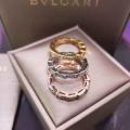 3色可選 冬ファッションの定番  ブルガリ BVLGARI 季節感溢れる秋らしいコーデ リング/指輪 簡単にトレンド感のある