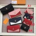 多色可選 秋冬ファッションをバランスよく仕上げる ルイ ヴィトン おしゃれなスタイリングが簡単に叶える LOUIS VUITTON 財布/ウォレット