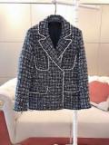 2色可選 この冬にしたい素敵なスタイル  シャネル CHANEL 秋冬ファッションの決め手 ハーフコート 冬の最旬コーデに仕上げる
