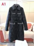 多色可選  肌寒い季節に欠かせない  ダウンジャケット 季節を感じた秋冬ファッション シャネル CHANEL 季節感溢れる秋らしいコーデ