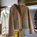 ハーフコート冬ファッションの定番 フェンディ 季節感溢れる秋らしいコーデ FENDI 今年らしいトレンド感のある着こなし
