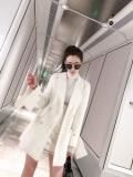 秋冬ファッションのマストアイテム シャネル CHANEL この秋冬に選びたいデザイン ロングコート 秋冬ファッションの幅が広がる