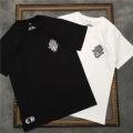 2色可選 上品にもカジュアルにも 半袖Tシャツ クロムハーツ CHROME HEARTS 心躍る春夏ファッション