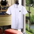 ラフさとおしゃれを両立   アルマーニ ARMANI 多色可選 春夏トレンドの取り入れる シャツ