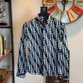 余裕のあるコーデに挑戦  フェンディ FENDI 着こなしの幅が広がる シャツ 重たいイメージがある
