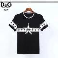 お洒落さんも憧れの存在  2色可選 半袖Tシャツ 2020年春夏の必需品 ドルチェ&ガッバーナ Dolce&Gabbana