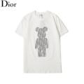 こなれ感のあるコーデに  ディオール2色可選  DIOR  ナチュラルスタイルに最適 半袖Tシャツ