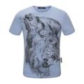 フィリッププレイン トレンドコーデを格上げ 多色可選  PHILIPP PLEIN 春夏ならではのコーデに 半袖Tシャツ