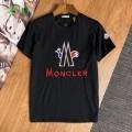 センスアップできるコーデ 2色可選 モンクレール MONCLERセンスよく取り入れられる 半袖Tシャツ春夏コーデを先取り