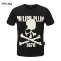 オフィスにも着まわしOK  半袖Tシャツ 多色可選 お洒落さんで人気急上昇中 フィリッププレイン PHILIPP PLEIN