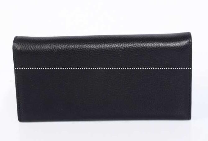 大人の雰囲気を醸し出すヴィヴィアン ウエストウッド コピー、vivienne westwoodの黒い二つ折り長財布.